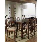 Rhythm 7 Piece Counter Height Dining Set