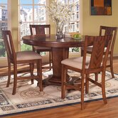 Runway 5 Piece Counter Height Dining Set
