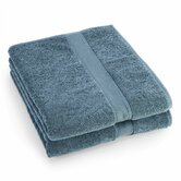 Supreme Egyptian Cotton Bath Sheet in Cameo Blue (Set of 2)