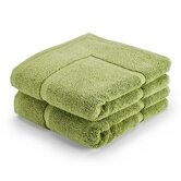 Supreme Egyptian Cotton Tub Mat in Green Tea (Set of 2)