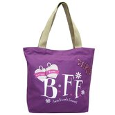 Doggy BFF Shopping Tote