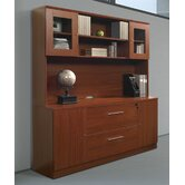 Pro X - Credenza and Hutch Set