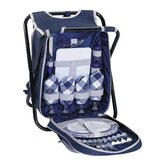 Homestead Picnic Backpack in Blue