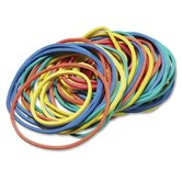 Pastel Rubber Bands