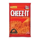 Cheez-It, 3 Oz., 6/BX, Original
