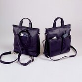 Cowhide Leather Tote / Backpack