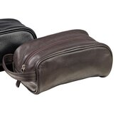 Mini Leather Toiletry Kit