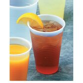 (57 per Carton) 12 oz Translucent Plastic Cold Cup