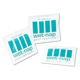 (100 per Carton) Wet-Nap Towelette in White
