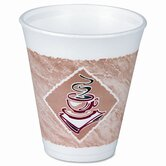 Foam Hot/Cold Cups, 8 Oz, 1000/Carton