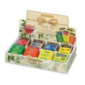 Tea Tray Pack, 8 Assorted Teas, 64 per Box