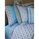 Modern Vintage Boy Full/Twin Sheet Set