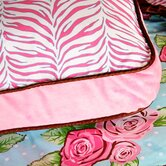 Boutique Girl Square Pillow