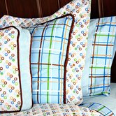 Boutique Boy Pillow Sham