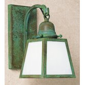A-Line Outdoor Wall Sconce