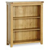 Veneto Rustic Oak Small Bookcase