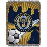 MLS Tapestry Throw Blanket