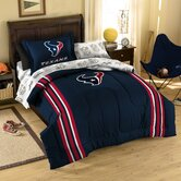 NFL Houston Texans Bed in Bag Set