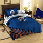 MLB New York Mets Twin Bed in Bag Set