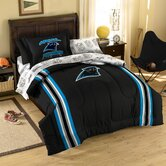 NFL Carolina Panthers Bed in Bag Set