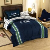 NFL Seattle Seahawks Bed in Bag Set