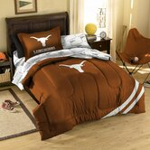 College Texas Bed in Bag Set