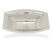 Metal 19.3&quot; Bathroom Sink