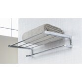 "Metric 15.7"" x 5.1"" Towel Rack"