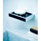 Urban Wall Mount Soap Dish in Polished Chrome