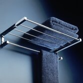 Metric Towel Bar and Shelf