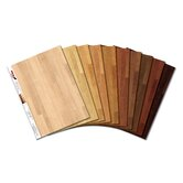 Light & Dark MEGA Swatch Hardwood Floor Prints ? 10 pk