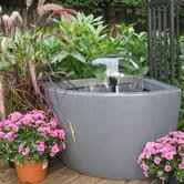 Hampton Corner Balcony Pond Kit