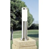 Bollard Light in Stainless Steel