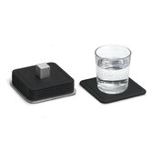 Trayan Square Coasters, Set of Six