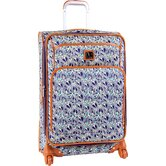 "Baby Hearts 24"" Expandable Spinner Suitcase"