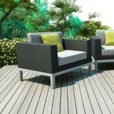 Beach Grove Deep Seating Chair with Cushions