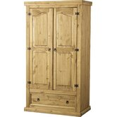 Corona 2 Door Wardrobe