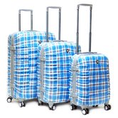 Impulse Hardsided 3 Piece Luggage Set