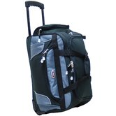 "Champ 21"" 2-Wheeled Carry-On Duffel"