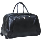 "Empire 21"" 2 Wheeled Carry-On Duffel"