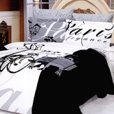 Ellysee  6 Piece Full / Queen Duvet Cover Bed in a Bag Set