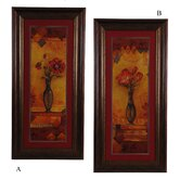 "Bud Vase Wall Art (Set of 2) - 47"" x 22"""