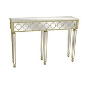 Crestview Collection Sofa and Console Tables
