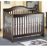 Sophia 4-in-1 Convertible Crib in Espresso