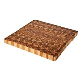 16&quot; Square Chopping Block