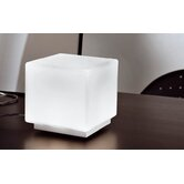 Qb Table Lamp in White
