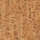 Natural Cork Glue Down Parquet Tiles 12&quot; Homogeneous Cork in Edipo Matte