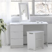Visualise Alpine Dressing Table Set