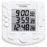 Triple Digital Kitchen Timer/Clock