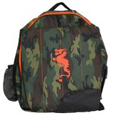 Little Dude Dragon Backpack in Camouflage